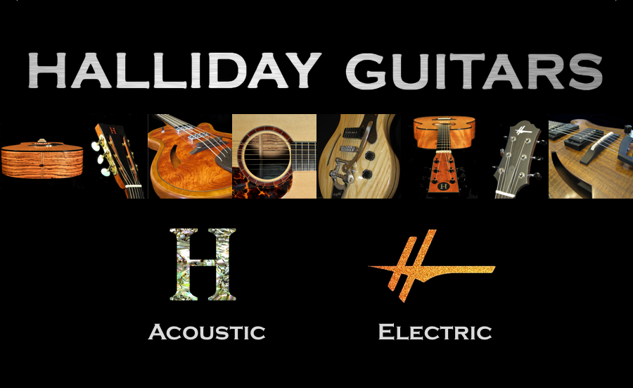 Halliday Guitars